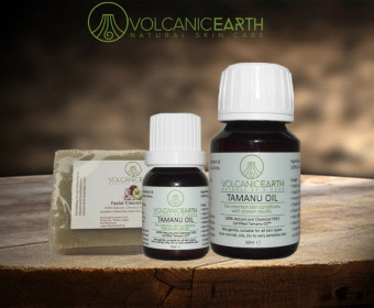 Volcanic Earth Tamanu Oil | Apotheke